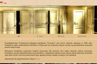 PPUH Przywara - Okna Dachowe Velux Prószków