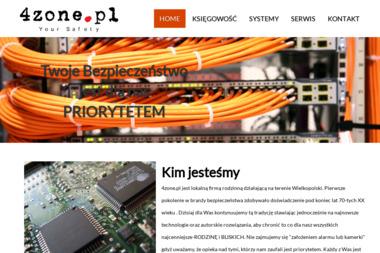 Katarzyna Baranowska 4zone.pl - Montaż Systemów Alarmowych Przeźmierowo