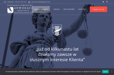 Kancelaria Adwokacka Adwokat Krzysztof Dolot - Prawo pracy Rzeszów