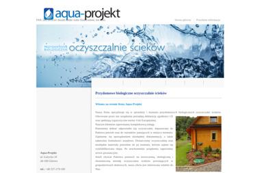 Aqua-Projekt - Ochrona środowiska Gliwice