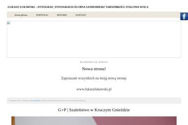 Łukasz Łukawski - Sesje zdjęciowe Gorzyce