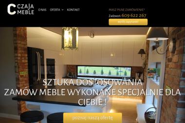 Czaja Meble - Meble biurowe i do pracowni Sierakowice