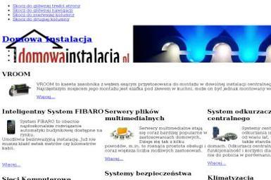 DomowaInstalacja.pl - Elektryk Zabrze