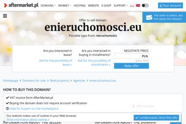 Enieruchomosci.eu - Sprzedaż Nieruchomości M. Toruń
