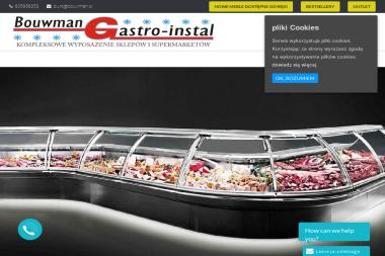 Bouwman Gastro- Instal Sp. z o. o. - Urządzenia dla firmy i biura Żmigród