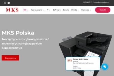 MKS Materiały Ksero Serwis - Obsługa Informatyczna Ostrołęka