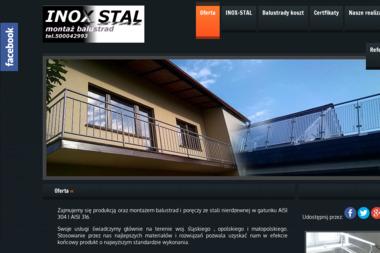 Inox Stal Sp. z o.o. - Ocieplanie Budynków Rybnik