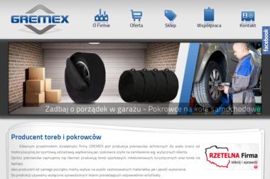 GREMEX - Woreczki Celofanowe Częstochowa