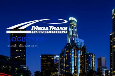 Mega Trans Grzegorz Makedoński - Transport międzynarodowy Wrocław