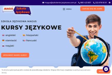 Szkoła Językowa MAGUS - Kurs włoskiego Warszawa