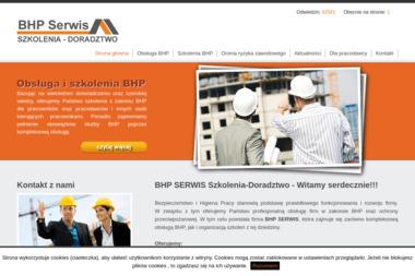 BHP SERWIS Szkolenia-Doradztwo - Szkolenia BHP Jasło
