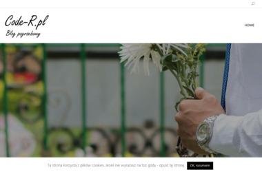 CODE-R Robert Klim - Projekty Graficzne Bia艂ystok