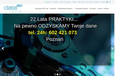 DATA Lab - Odzyskiwanie danych Poznań