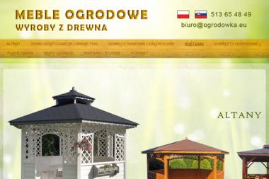 """""""Drewmex"""" D&D Dąbrowscy S.C. - Ogrodzenia Lubań"""