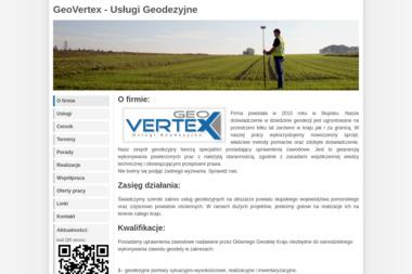 GeoVertex - Geodeta Slupsk
