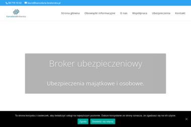 Kancelaria brokerska Krzysztof Gruza - Ubezpieczenie firmy Oława