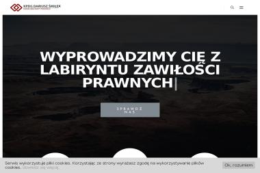 Kancelaria Radcy Prawnego KPDG Dariusz Śmiłek - Adwokat Prawa Karnego Siepraw