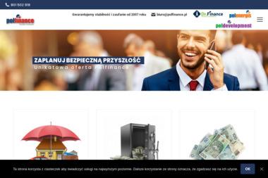Polfinance Sp. z o.o. - Ubezpieczenia grupowe Wieluń