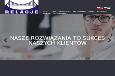 Relacje, wojciech reszka - Doradztwo w Zakresie Prowadzenia Działalności Gospodarczej Warszawa