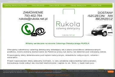Rukola Catering dietetyczny - Catering świąteczny Szczecin