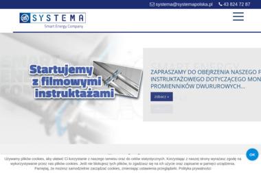 Systema Polska Sp. z o.o. - Piece na Ekogroszek Zduńska Wola