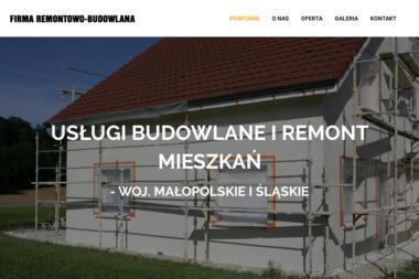 Usługi budowlane ,malarskie - Malowanie Pokryć Dachowych Wadowice