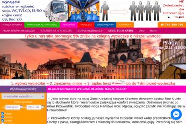 Biuro turystyczne Szopen-tour - Noclegi Kudowa Zdrój