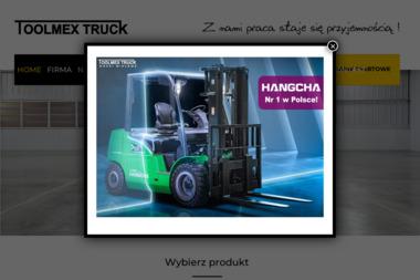 TOOLMEX TRUCK Sp. z o.o. - Wózki widłowe spalinowe używane Szydłowiec