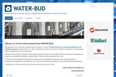 WATER-BUD - Klimatyzacja Miedźna