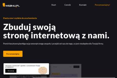 Agencja interaktywna WEB4U - Programista Gryfice