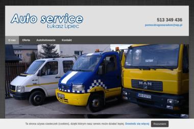 AUTO SERVICE ŁUKASZ LIPIEC - Transport samochodów z zagranicy RADOM