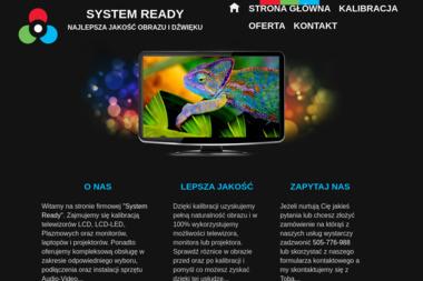 SYSTEM READY - Montaż elektroniki Gdańsk
