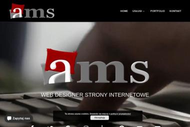 AMS Arkadiusz Mizieliński - Programista Szczecin