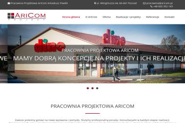 AriCom Arkadiusz Pawlik - Architekt Zieleni Poznań