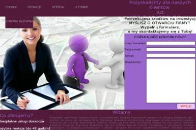 Centrum doradztwa finansowo - ekonomicznego w zakresie pozyskiwania dotacji europejskich. - Doradztwo, pośrednictwo Pabianice