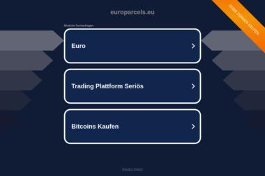 Europarcels - Transport Międzynarodowy 25-646