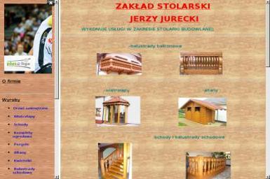 Zakład Stolarski Jurecki - Budowa domów Racibórz