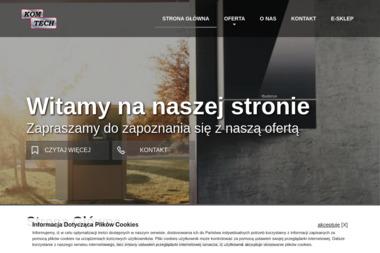 KOM TECH - Folia Pęcherzykowa Tychy