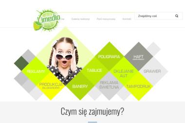 Limedio Piotr Kowalski - Naklejki Lipno