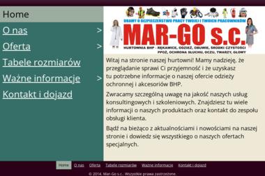MAR-GO s.c. - Opakowania Lublin