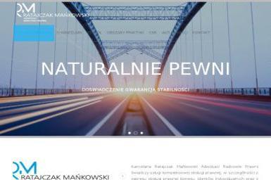 Kancelaria Adwokacka Robert Ratajczak - Prawo budowlane Poznań