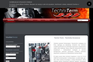 Techni Term - Ekologiczne Źródła Energii Oświęcim