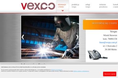 VEXPO - Usługi Tokarskie MIELEC