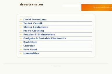 DREW-TRANS - Domy z bali SUŁKOWICE