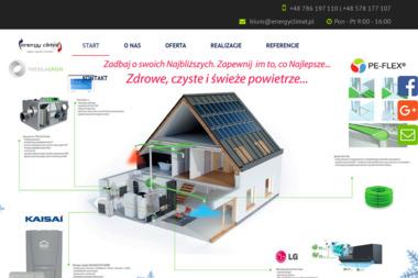 Energy Climat - Pompy ciepła Wejherowo