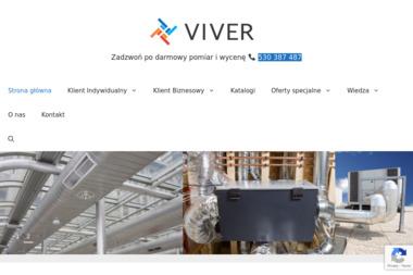 VIVER Klimatyzacja i Wentylacja - Klimatyzacja Chorzów