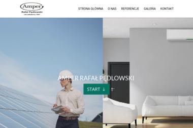 Amper Instalatorstwo Elektryczne - Instalacje Polkowice