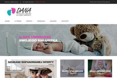 P.P.U.H. DANA - Firmy odzieżowe Łubnice