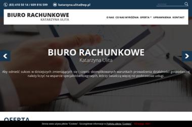 Biuro Rachunkowe Katarzyna Ulita - Usługi podatkowe Biała Podlaska