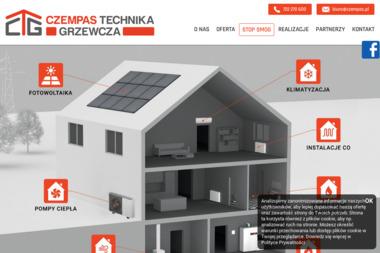 Czempas Technika Grzewcza - Projektowanie instalacji sanitarnych Bieruń